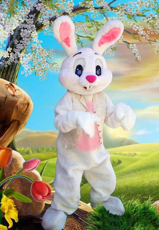 real easter bunny Quotes