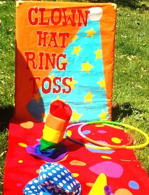 Fun Pass! {Children's Circus and Carnival Parties in Los Angeles}