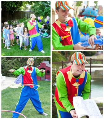 Why Hire a Kids Party Entertainer?