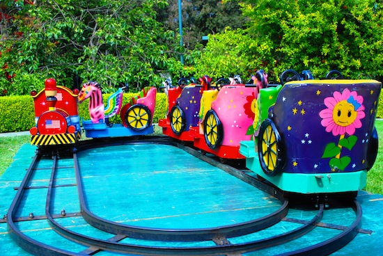 Kids Party Rentals and Rides